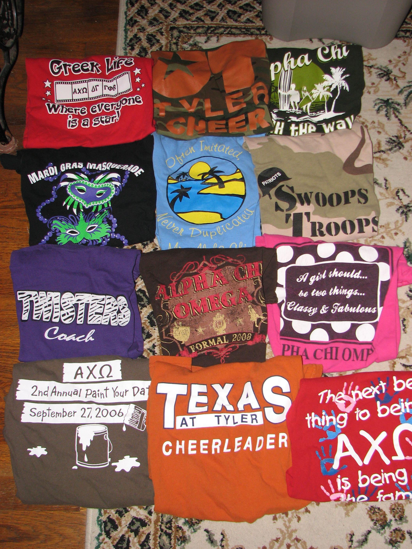 Shirt design supplies - I