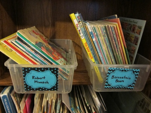 Organizing kid books2